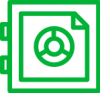 data_loss_avoidance Icon