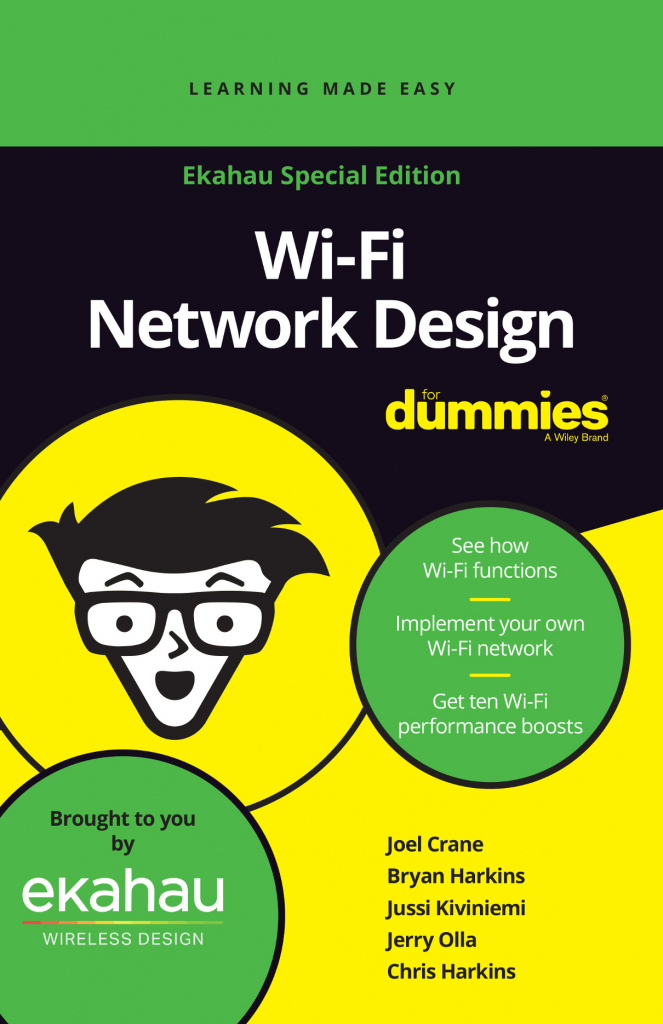 WiFi Network Design for Dummies - Ekahau Special Edition_Page_01