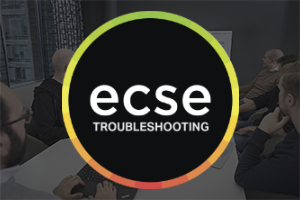 ECSE Troubleshooting Product Image