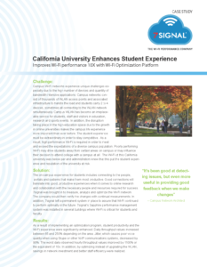 7SIGNAL California University Case Study_Page_1
